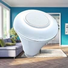 Led Bluetooth Light Bulb Speaker Blue Sky Bluetooth Speaker Smart Led Light Bulb By Blue Sky Wireless