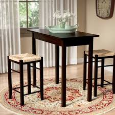 dining room tables bar height. Tenney 3 Piece Counter Height Dining Set Room Tables Bar