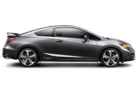 Honda Prices 205 HP 2015 Civic Si Coupe and Sedan