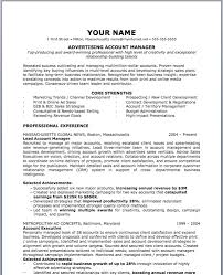 advertising s resume okl mindsprout co advertising s resume