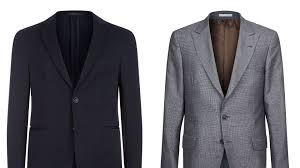 What <b>lapels</b> should you choose for your <b>suit</b>, peak or notched ...