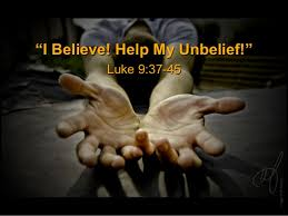 Image result for The greatest sin we can cherish is the sin of unbelief