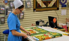 Helping Hands Quilt Shop — Berlin, Ohio | Our Amish Neighbors ... & Helping Hands Quilt Shop — Berlin, Ohio Adamdwight.com