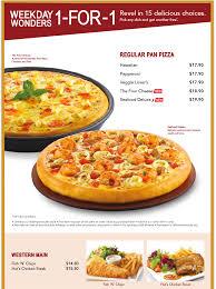 pizza hut menu 2013. Simple Pizza Pizza Hut Weekday 1 For Deals Inside Hut Menu 2013 R
