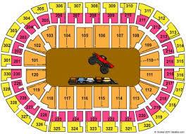 Seating Chart Chesapeake Energy Arena Chesapeake Energy Arena Tickets And Chesapeake Energy Arena