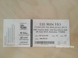 lee min ho my everything concert at kuala lumpur 29 june 2016
