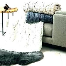 kmart rugs chunky knit rug cable oversized throws a liked on ing home bed grey kmart rugs review
