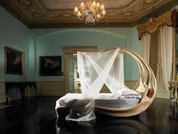Unique Contemporary Canopy Bed — Contemporary Furniture ...