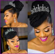 Coiffure Mariage Cheveux Afro 89946 Coiffure Chignon Mariage