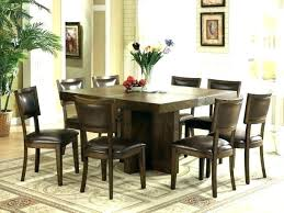 glass dining room table set 6 chair round dining table set round white round dining table