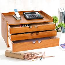 office desktop storage. Storage Products Desktop Box Wooden Office Desk Drawer Intended For Small With Drawers K