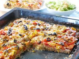 Leckeres rezept für griechische hackfleischpizza. Gefullte Paprika Auf Erbsen Reis Kochschwabe De