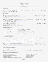 Engineering Student Resume Sample Puter Systems Engineer Resume