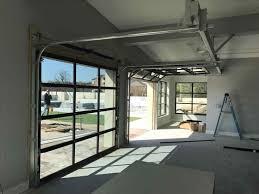 clear glass garage door. Floor Flex Space Wall Option Clear Home Remodeling Improvement Great Design Glass Garage Doors Kitchen Door