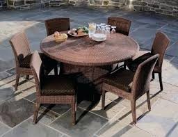 outdoor kitchen table endearing round outdoor dining table set also innovative round patio dining sets round