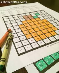1000 Chart For Math Brilliant Ways To Use A Hundreds Chart
