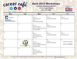 Free Workshops at Northwest Michigan Works! Service Centers: