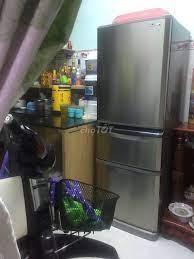 tủ lạnh Mitsubishi 3 cửa inveter tự động làm đá - 88646947