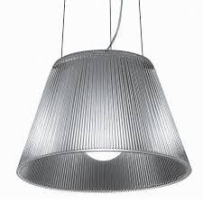 starck lighting. Flos - Philippe Starck Romeo Moon S1 Suspension Light Lighting