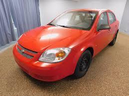 2007 Used Chevrolet Cobalt 4dr Sedan LS at North Coast Auto Mall ...