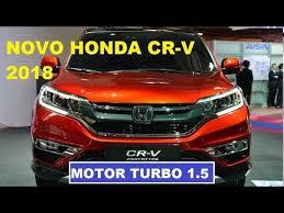 2018 honda hr v turbo. unique turbo novo honda crv 2018 com motor turbo throughout honda hr v turbo