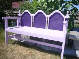 Headboard Bench Plans Ana White Garden Bench Diy Projects