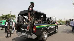 Image result for Nigeria Police seals off APC secretariat pic