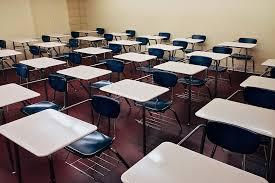 school desk in classroom. classroom, school, desks, rows school desk in classroom 0