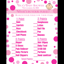 Awesome Simple Baby Shower Games - Baby Shower Ideas