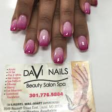 davi nails in walmart near me nail