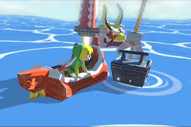 Triforce Charts Wind Waker Hd To Greatly Simplify Triforce Shard Hunting