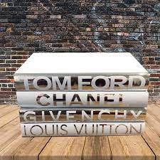 coffee table books decor chanel book