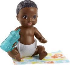Barbie Игровой набор с куклой Ребенок с <b>аксессуарами</b> ...