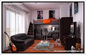 Bedrooms Stunning Cool Bedroom Furniture For Teenagers Boys Grey