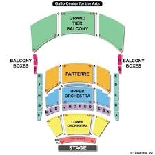 Gallo Theater Seating Chart 17 You Will Love Gallo Seating Chart