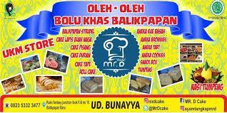 Mr D Wade Bolu Khas Balikpapan Ukm Store Speciality Food Shop