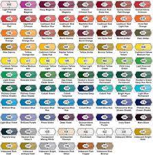 Liquitex Acrylic Color Chart Liquitex Acrylic Colors Art