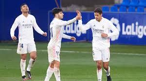 La Liga: Real Madrid feiert mit großer Mühe knappen Auswärtssieg bei  Schlusslicht SC Huesca - Eurosport