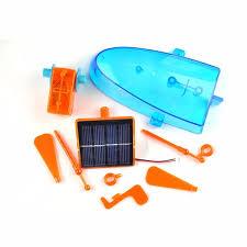 <b>Конструктор на солнечной батарее</b> Лодка Solar Powered Boat