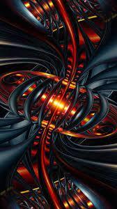Download wallpaper 1440x2560 fractal ...