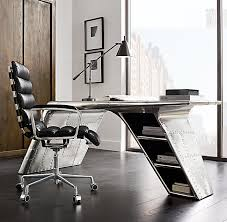 restoration hardware aviator desk. Aviator Wing Desk. COLOR PREVIEW UNAVAILABLE. Click To Zoom Restoration Hardware Desk