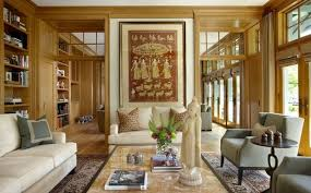 eclectic living room by jamesthomas interiors