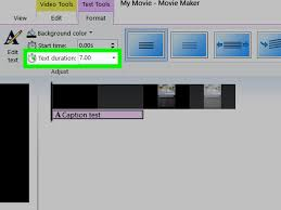 My Movie How To Add Text To A Movie In Windows Movie Maker With Pictures