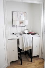 office in a closet. View In Gallery Closet Office E 16 A