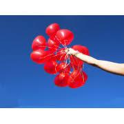 <b>Воздушные</b> шары на свадьбу от 6 руб.
