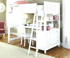 Loft Bed With Desk And Futon Full Loft Bed With Desk Bunk Bed With