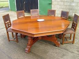 large round dining table seats 8 astonishing how big round table to seat 8 large oak large round dining table seats 8