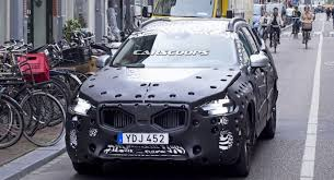 2018 volvo xc60 spy shots. 2018 volvo xc60 spy shots