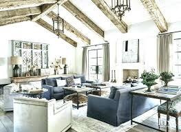 Living Room Interior Design Ideas Mesmerizing Modern Rustic Decor Living Room Apartment Ideas O Set Chic Tables R