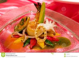 Seafood Delight stock image. Image of ...
